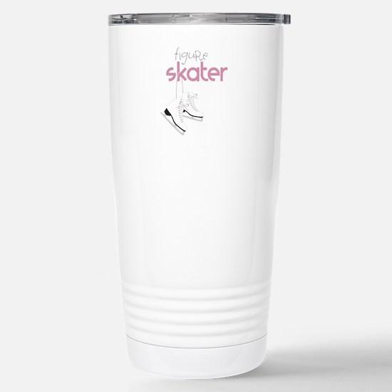 Figure Skater Travel Mug