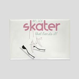 Skater Lands It Magnets
