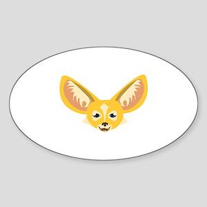Big Ears Sticker