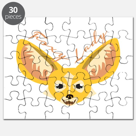 Foxy Lady Puzzle