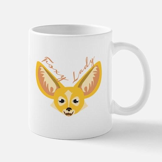 Foxy Lady Mugs