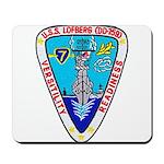 USS LOFBERG Mousepad