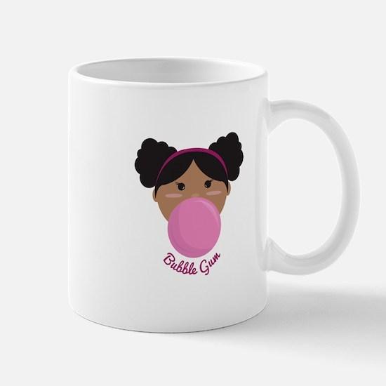 Bubble Gum Princess Mugs