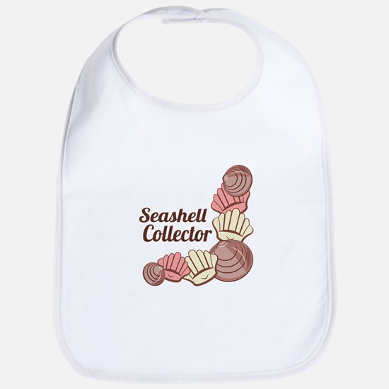 Seashell Collector Bib