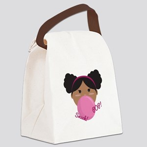 Smack Pop Canvas Lunch Bag