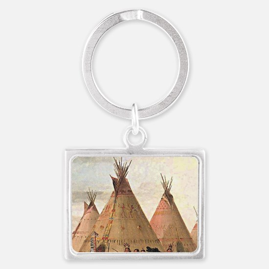 Bands of america Landscape Keychain