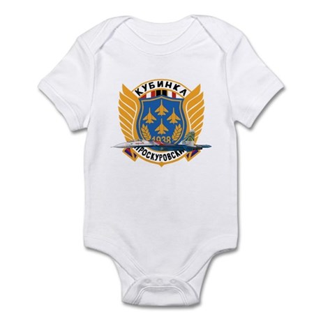 Su-27 Russian Knights Infant Bodysuit