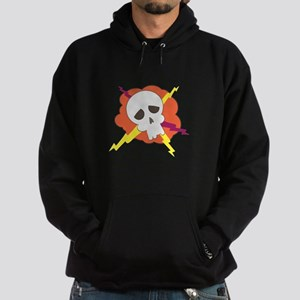 Electric Skull Hoodie