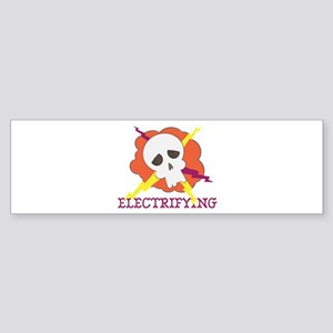 Electrifying Bumper Sticker