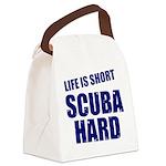 Scuba Hard Canvas Lunch Bag