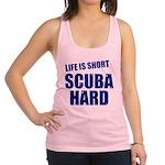 Scuba Hard Racerback Tank Top