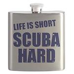 Scuba Hard Flask