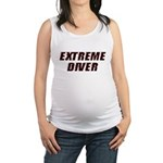 Extreme Diver Maternity Tank Top