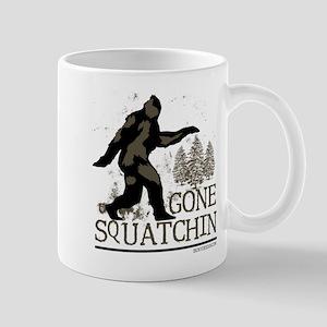 Sasquatch Gone Squatchin Mugs