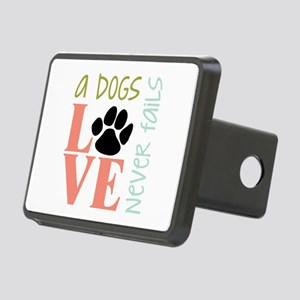 A Dogs Love Hitch Cover