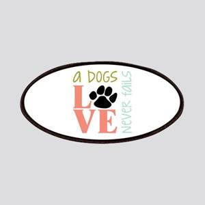 A Dogs Love Patches
