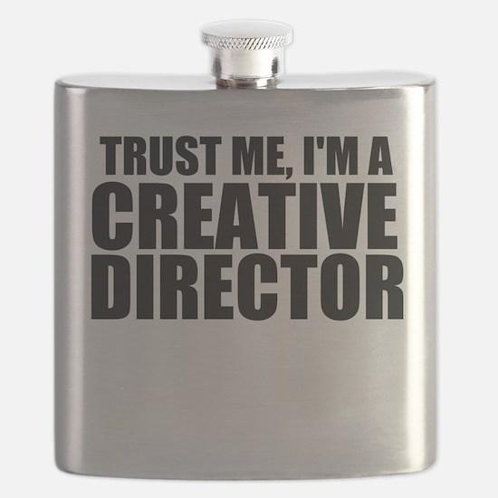 Trust Me, I'm A Creative Director Flask