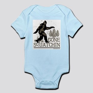 Sasquatch Gone Squatchin Body Suit