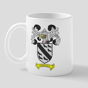 TEMPEST Coat of Arms Mug