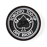 Toronto Ton-Up Wall Clock