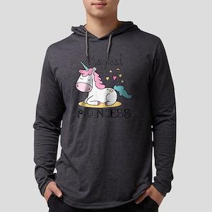 Unicorn Magical Princess Long Sleeve T-Shirt
