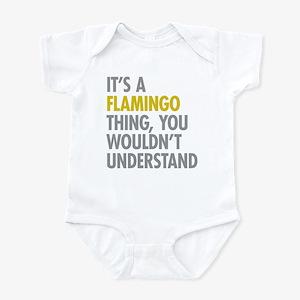 Its A Flamingo Thing Infant Bodysuit