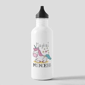 Unicorn Magical Princess Water Bottle