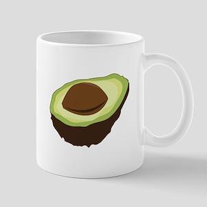 Avocado Half Mugs