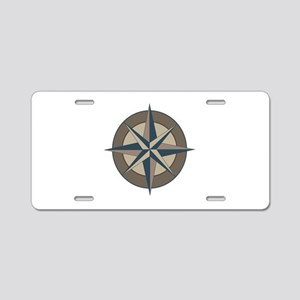 All Points Aluminum License Plate
