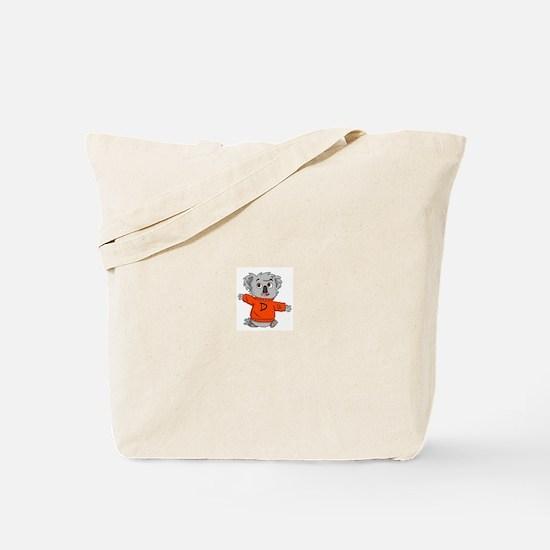 Dysto Bear Tote Bag