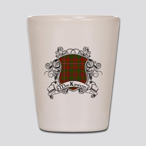 MacKinnon Tartan Shield Shot Glass