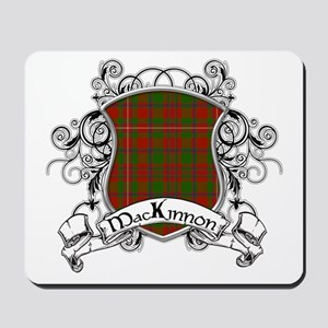 MacKinnon Tartan Shield Mousepad