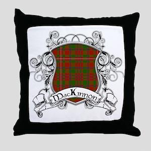 MacKinnon Tartan Shield Throw Pillow