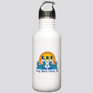 The LBI Wave... Stainless Water Bottle 1.0L