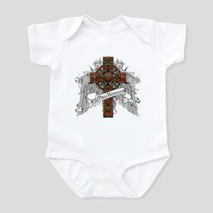 MacKinnon Tartan Cross Infant Bodysuit