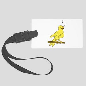 canary Luggage Tag
