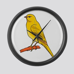 canary Large Wall Clock