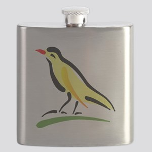 artistic canary Flask