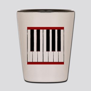 One Octave Shot Glass