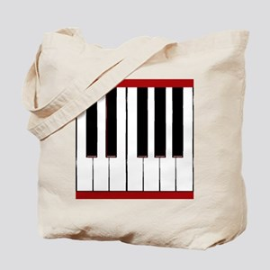 One Octave Tote Bag