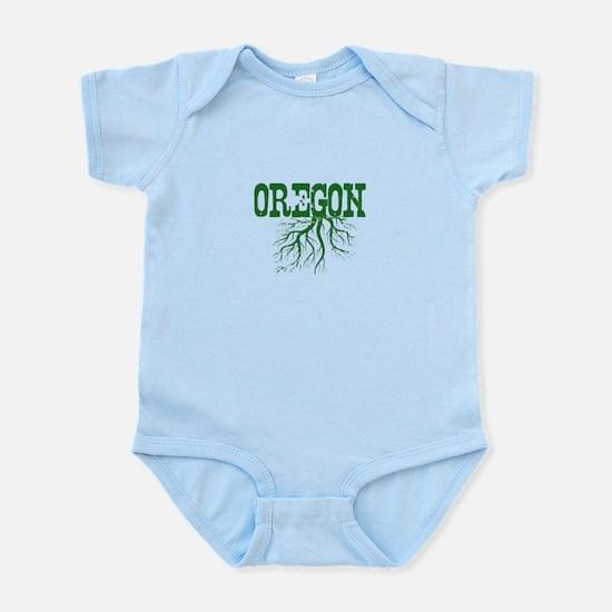 Oregon Roots Infant Bodysuit