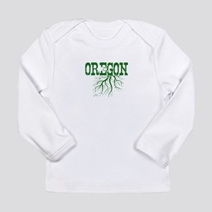 Oregon Roots Long Sleeve Infant T-Shirt