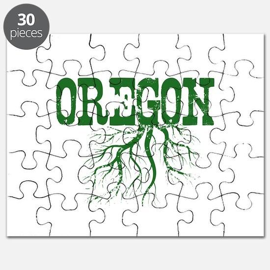 Oregon Roots Puzzle