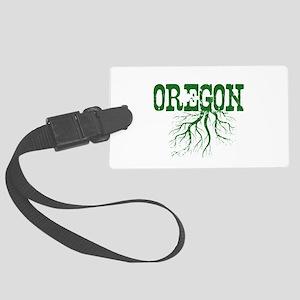 Oregon Roots Large Luggage Tag