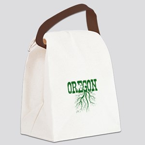 Oregon Roots Canvas Lunch Bag