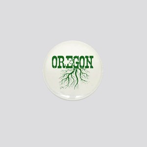 Oregon Roots Mini Button