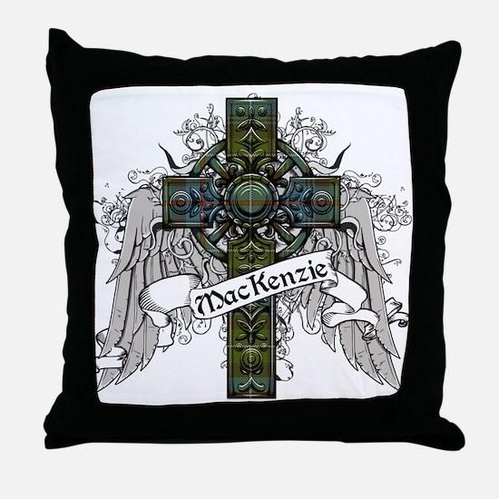 MacKenzie Tartan Cross Throw Pillow
