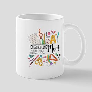 Homeschooling Mom Mugs