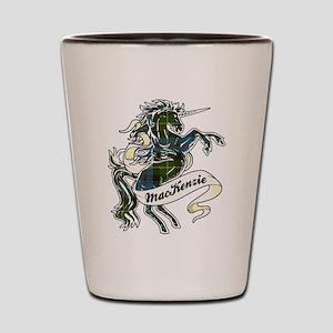 MacKenzie Unicorn Shot Glass