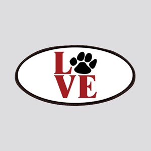 Love Paw Patches